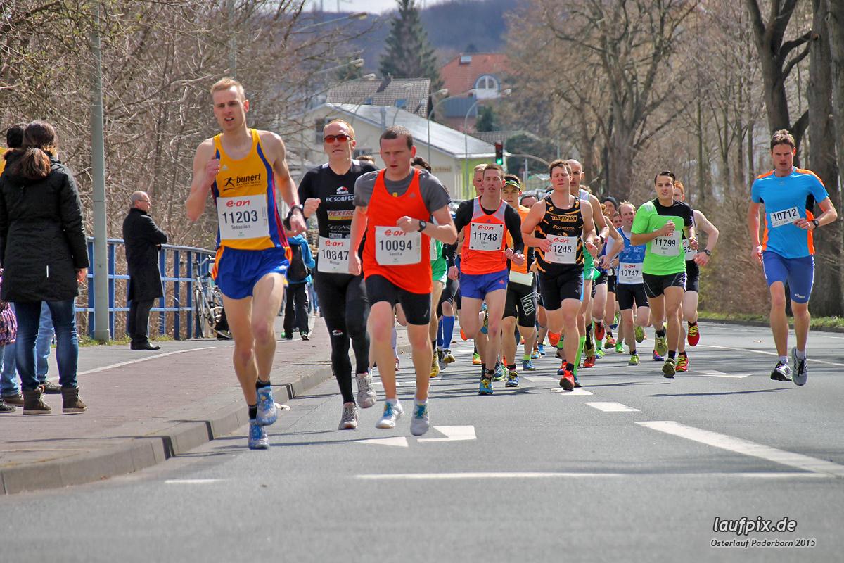 Paderborner Osterlauf - 10km  2015 Foto (42)