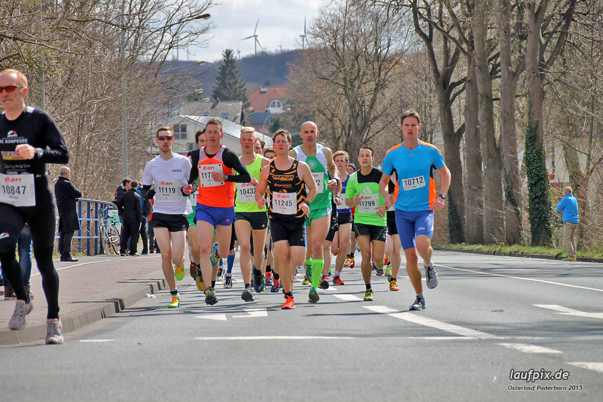Paderborner Osterlauf - 10km  2015 - 44