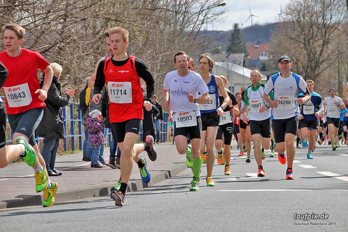 Paderborner Osterlauf - 10km  2015 Foto (48)