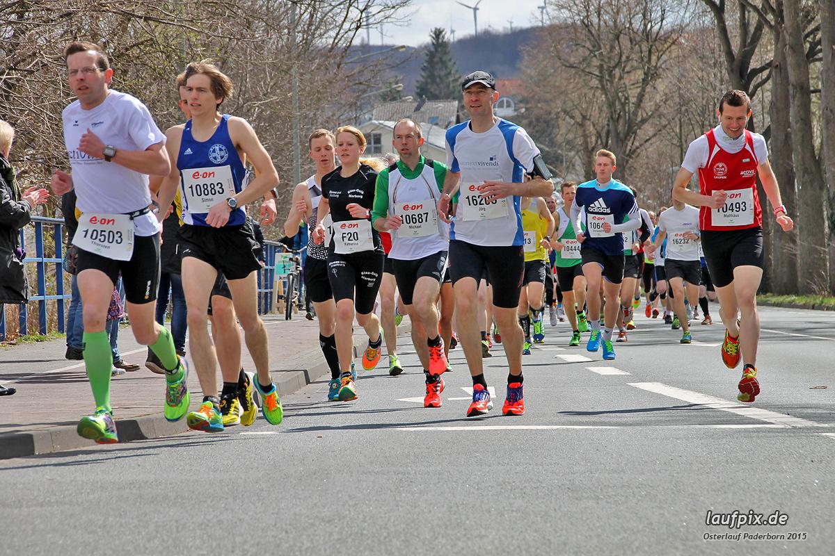 Paderborner Osterlauf - 10km  2015 Foto (49)