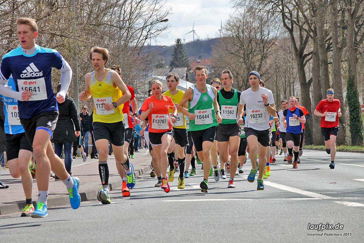 Paderborner Osterlauf - 10km  2015 Foto (53)