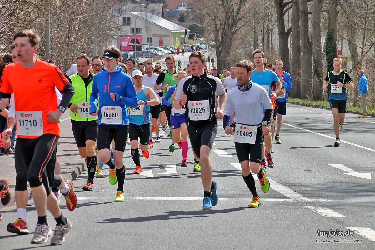 Paderborner Osterlauf - 10km  2015 Foto (58)