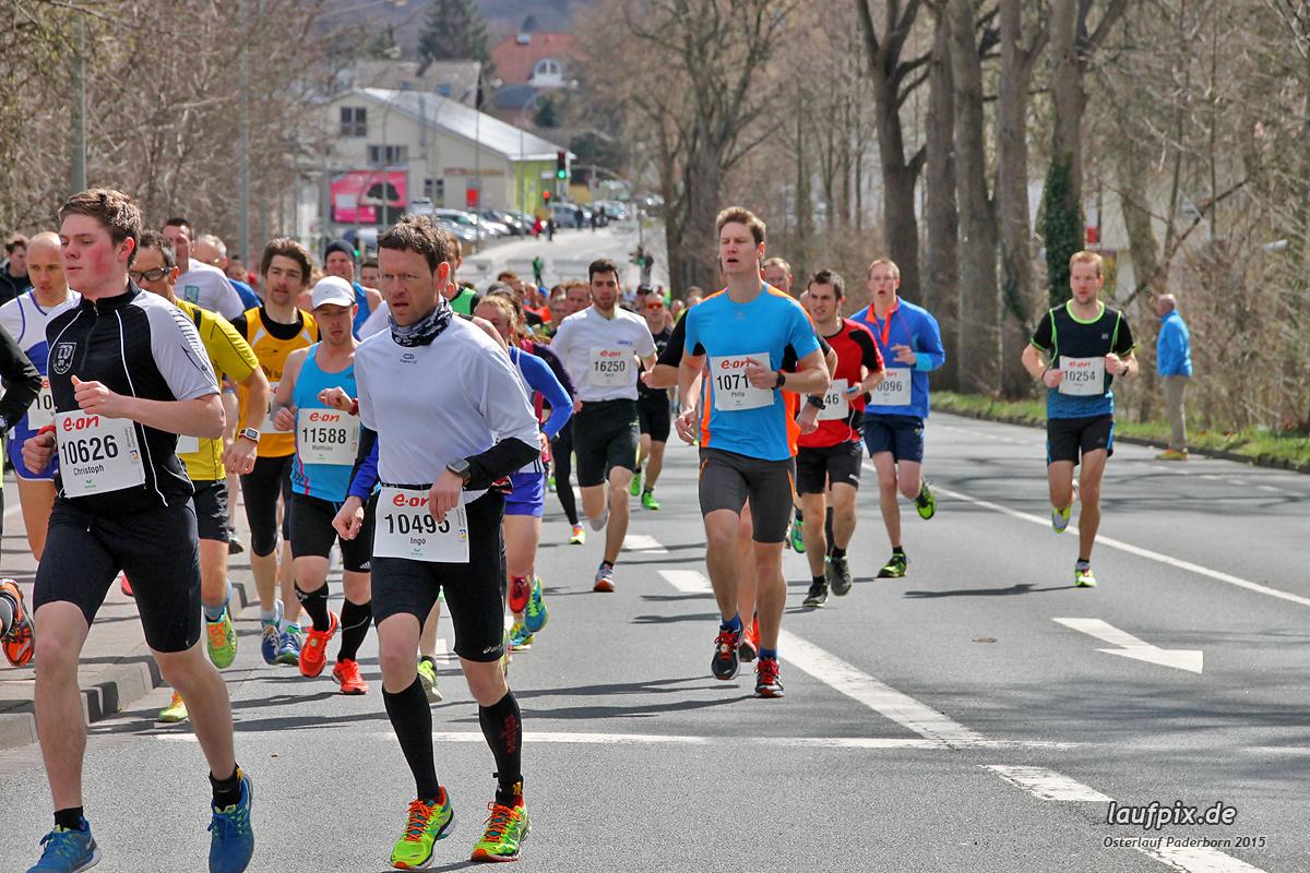Paderborner Osterlauf - 10km  2015 Foto (59)