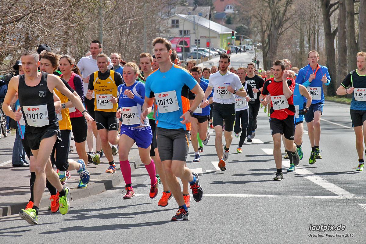 Paderborner Osterlauf - 10km  2015 Foto (61)