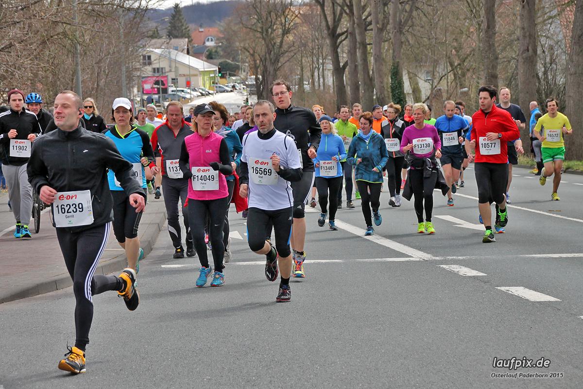 Paderborner Osterlauf - 10km  2015 - 293