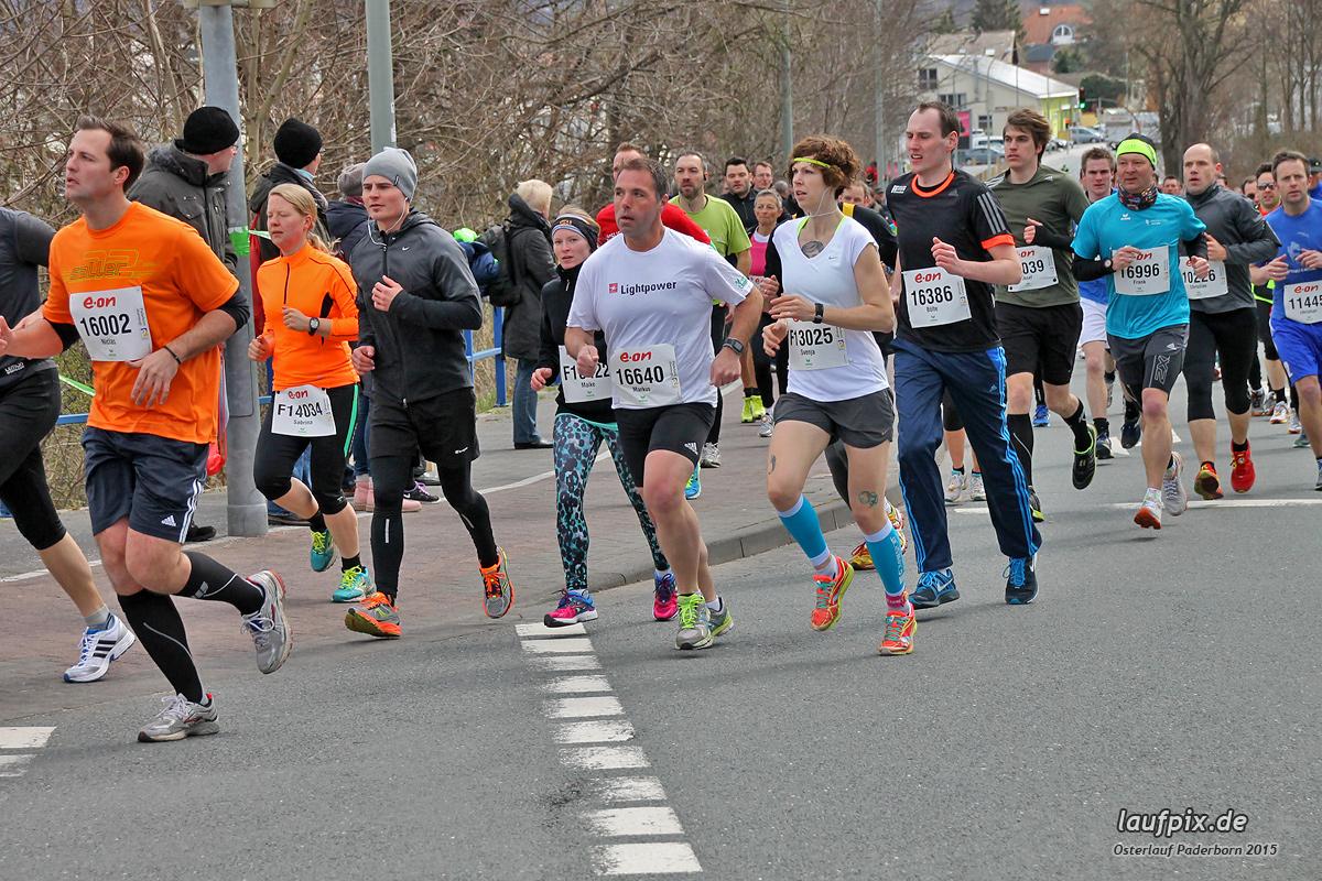 Paderborner Osterlauf - 10km  2015 Foto (324)
