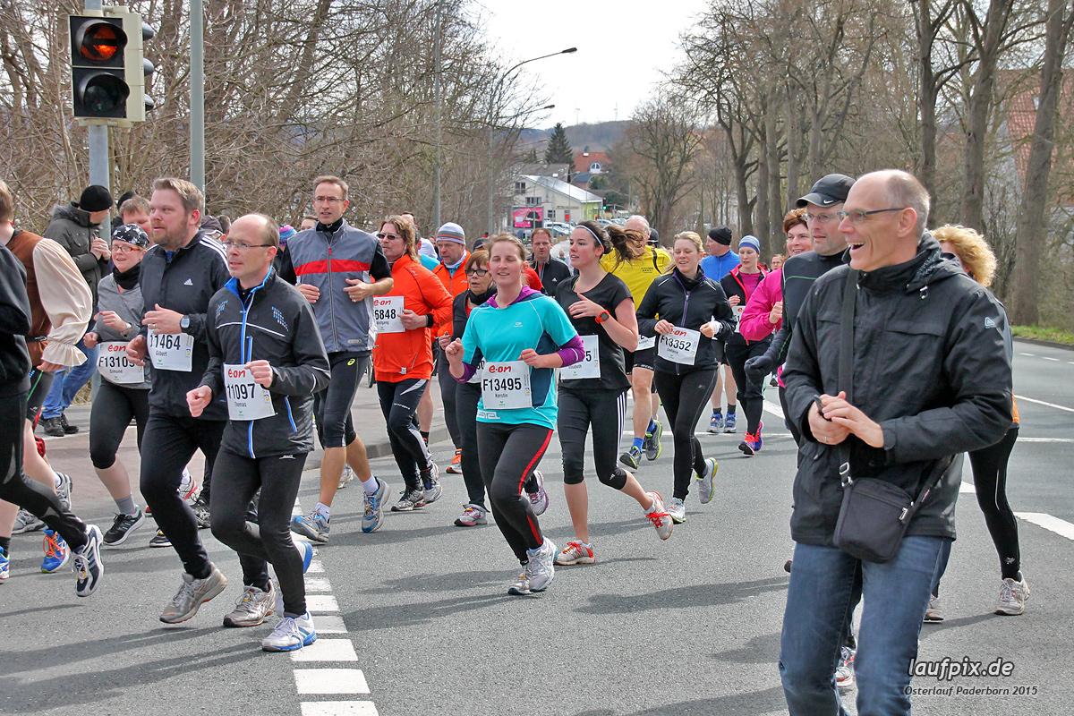 Paderborner Osterlauf - 10km  2015 - 487