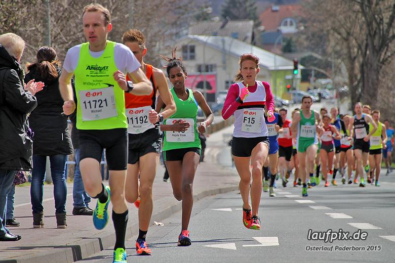 Paderborner Osterlauf - 10km  2015 - 27