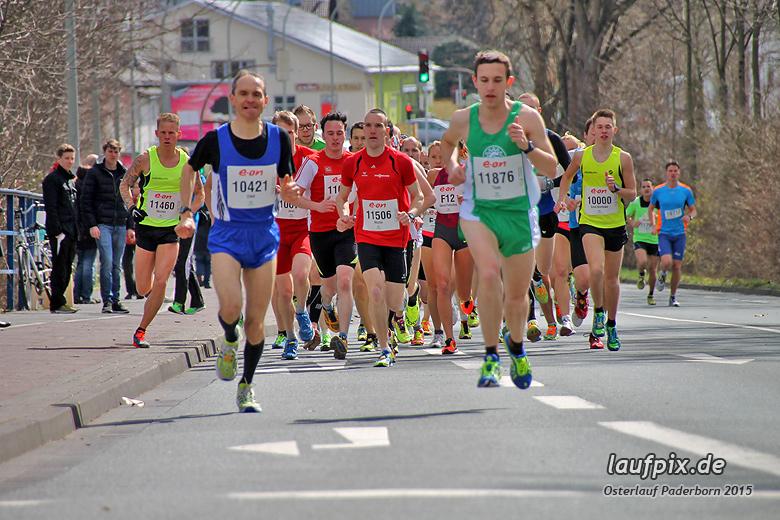 Paderborner Osterlauf - 10km  2015 - 30