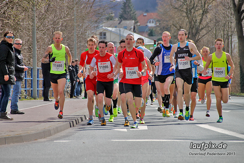 Paderborner Osterlauf - 10km  2015 - 33
