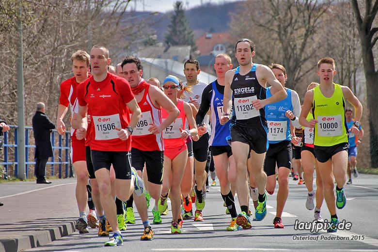 Paderborner Osterlauf - 10km  2015 - 34