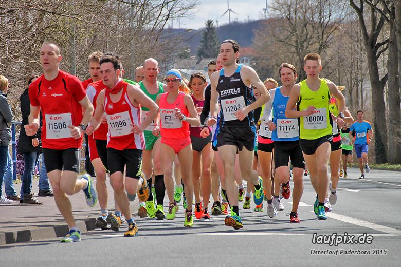 Paderborner Osterlauf - 10km  2015 - 35