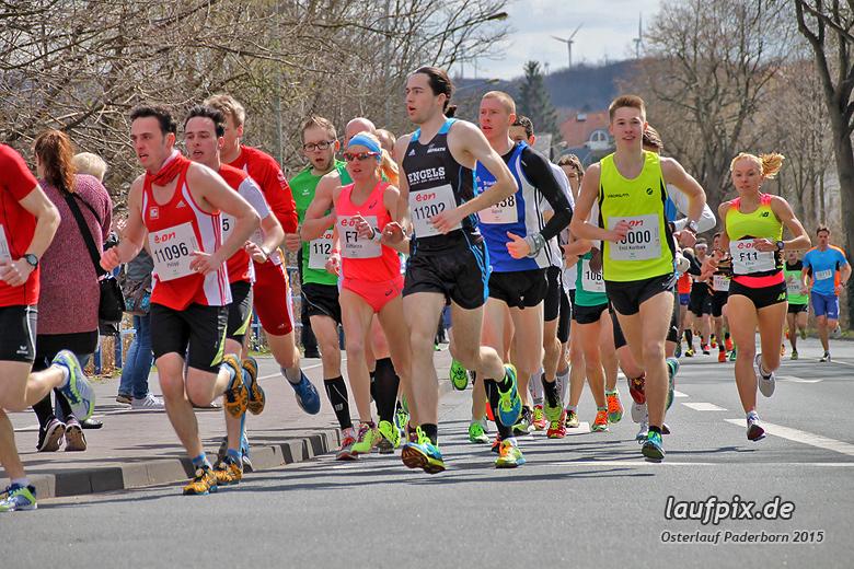 Paderborner Osterlauf - 10km  2015 - 36