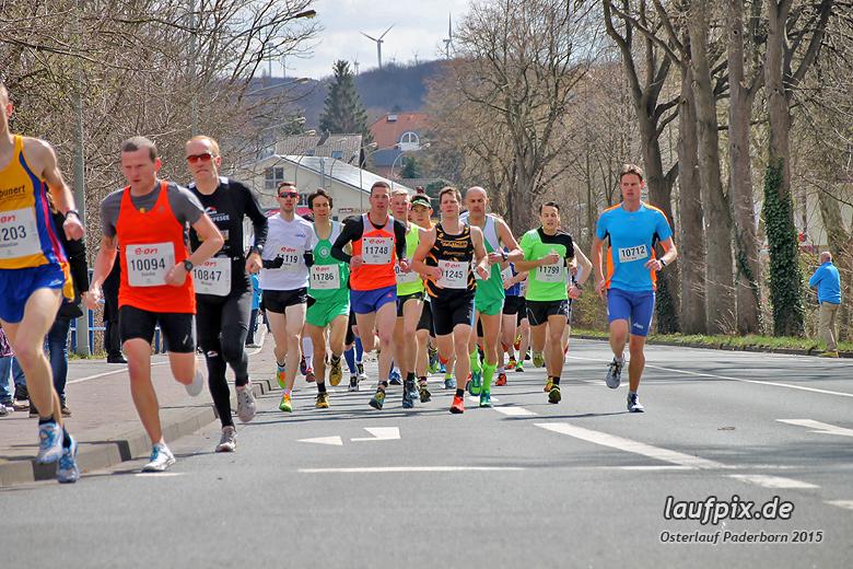Paderborner Osterlauf - 10km  2015 - 43
