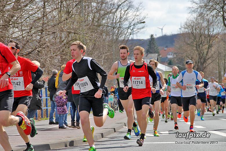 Paderborner Osterlauf - 10km  2015 - 47