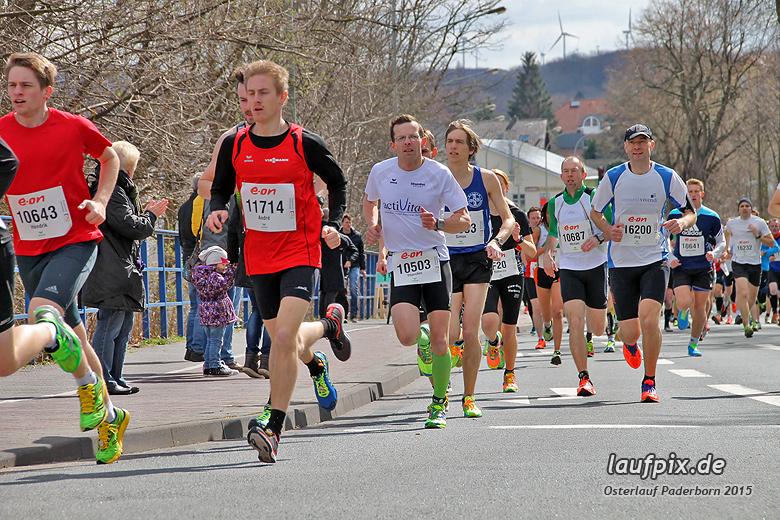 Paderborner Osterlauf - 10km  2015 - 48