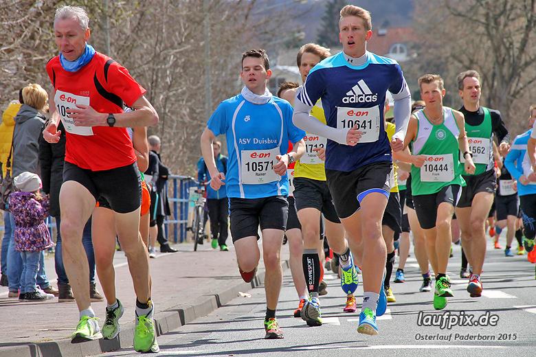 Paderborner Osterlauf - 10km  2015 - 51