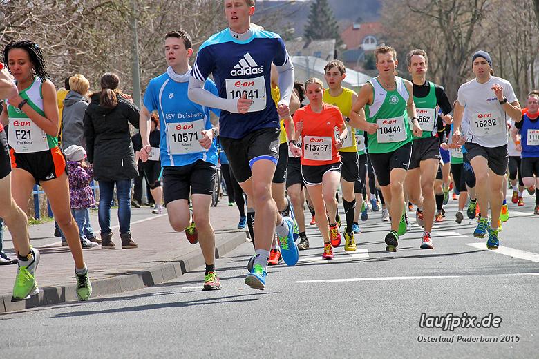 Paderborner Osterlauf - 10km  2015 - 52