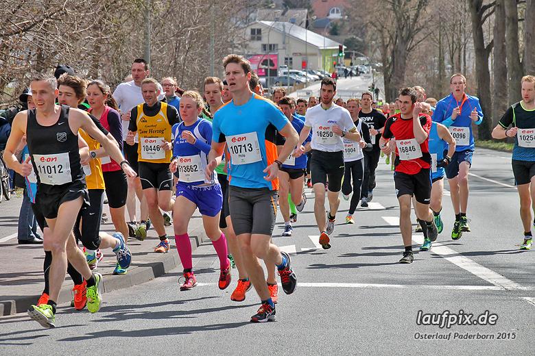 Paderborner Osterlauf - 10km  2015 - 61