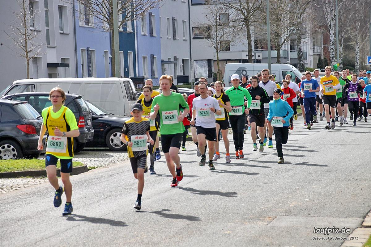 Paderborner Osterlauf - 5km  2015 - 4