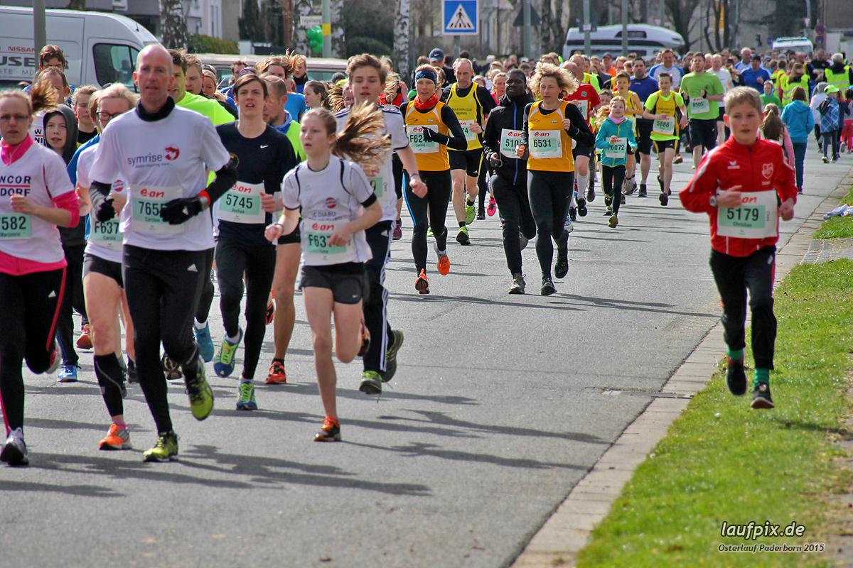 Paderborner Osterlauf - 5km  2015 - 10