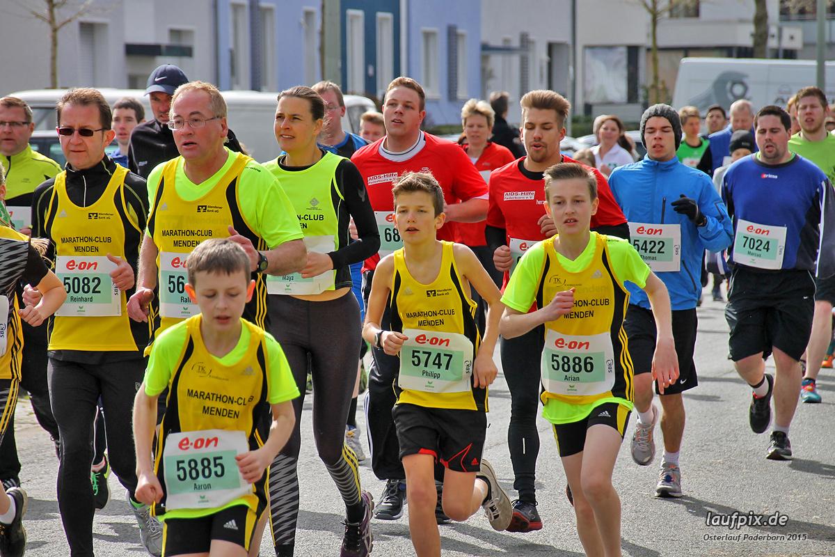 Paderborner Osterlauf - 5km  2015 - 20