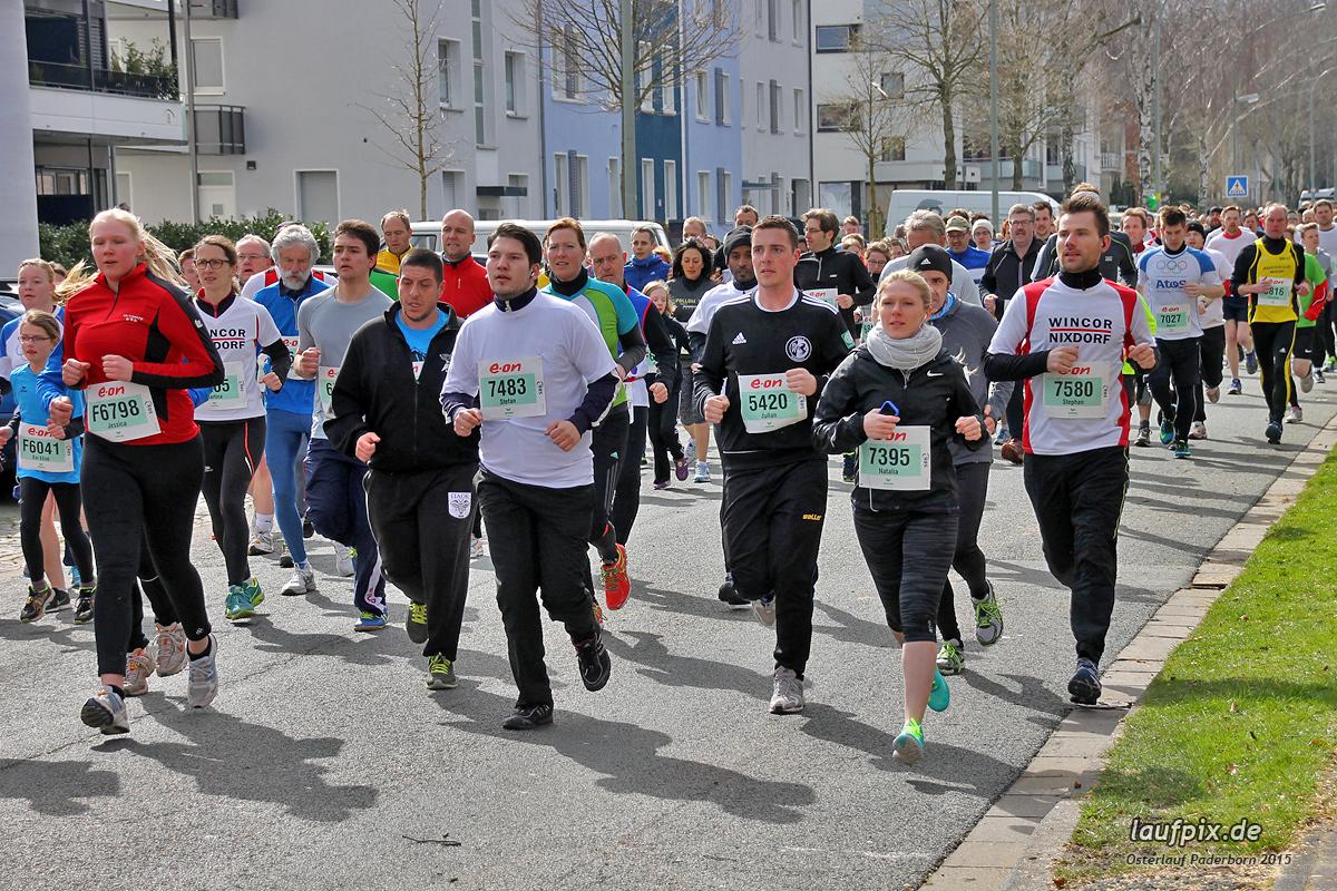 Paderborner Osterlauf - 5km  2015 Foto (28)