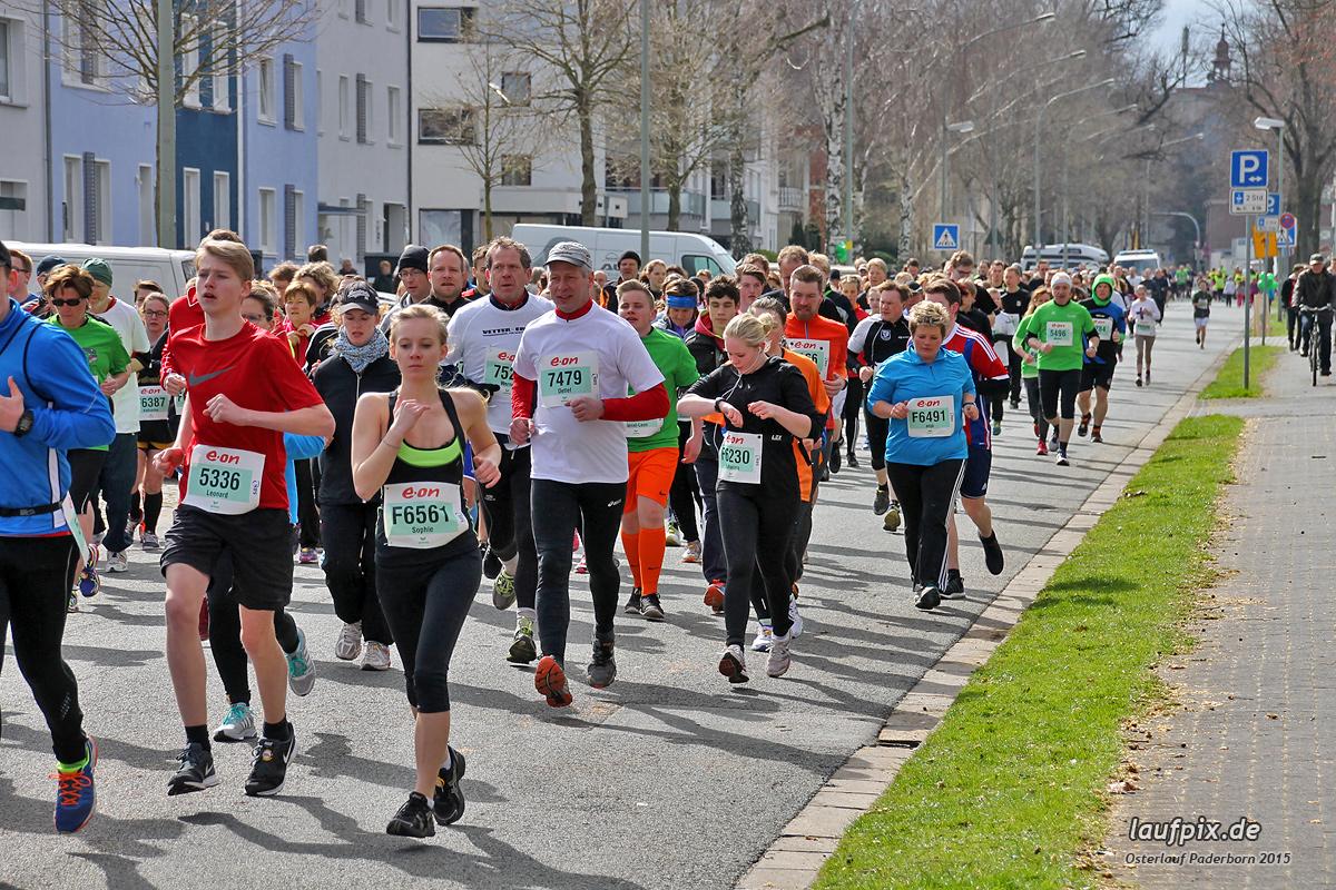 Paderborner Osterlauf - 5km  2015 Foto (39)