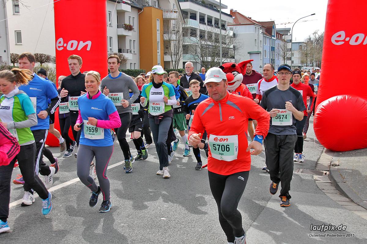 Paderborner Osterlauf - 5km  2015 - 99