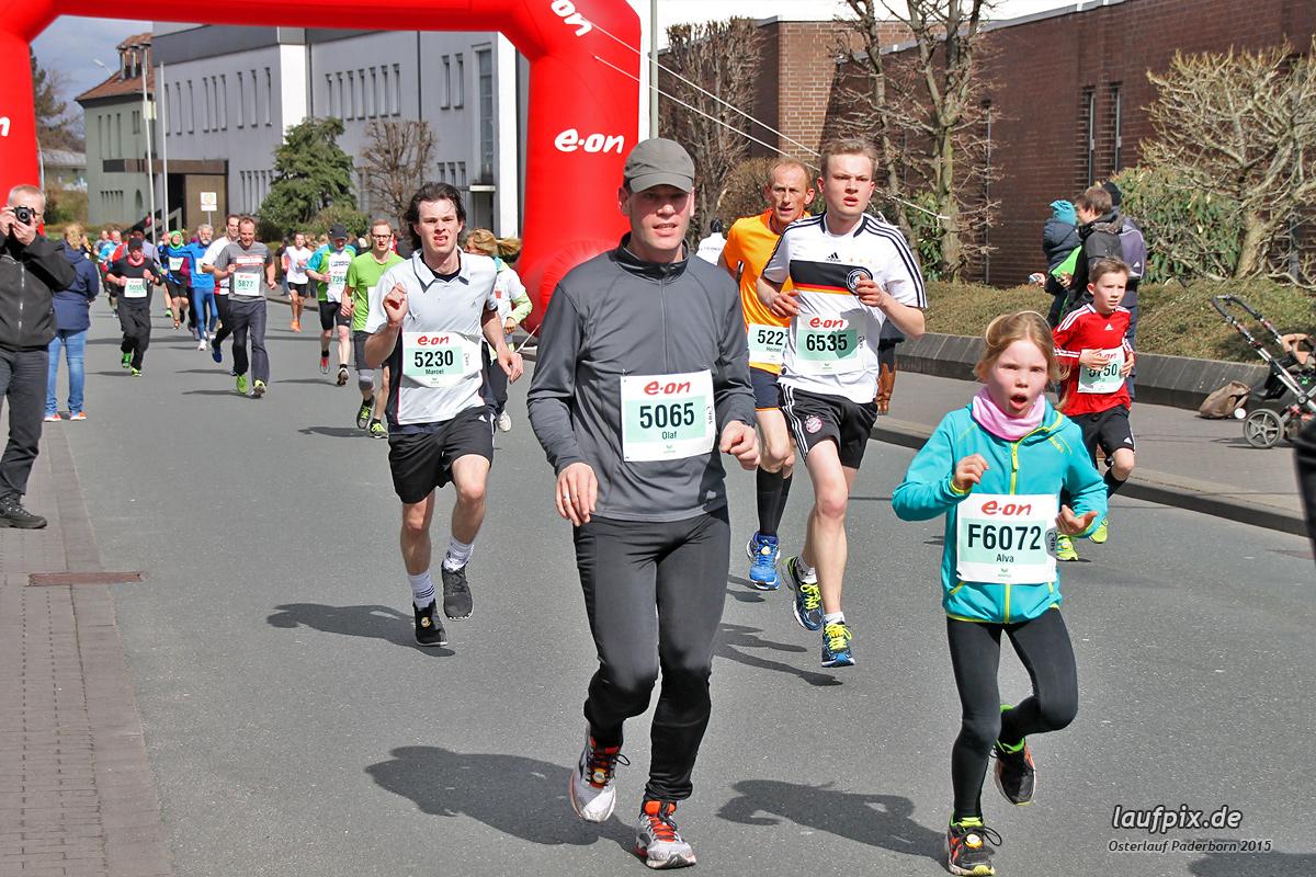 Paderborner Osterlauf - 5km  2015 - 486