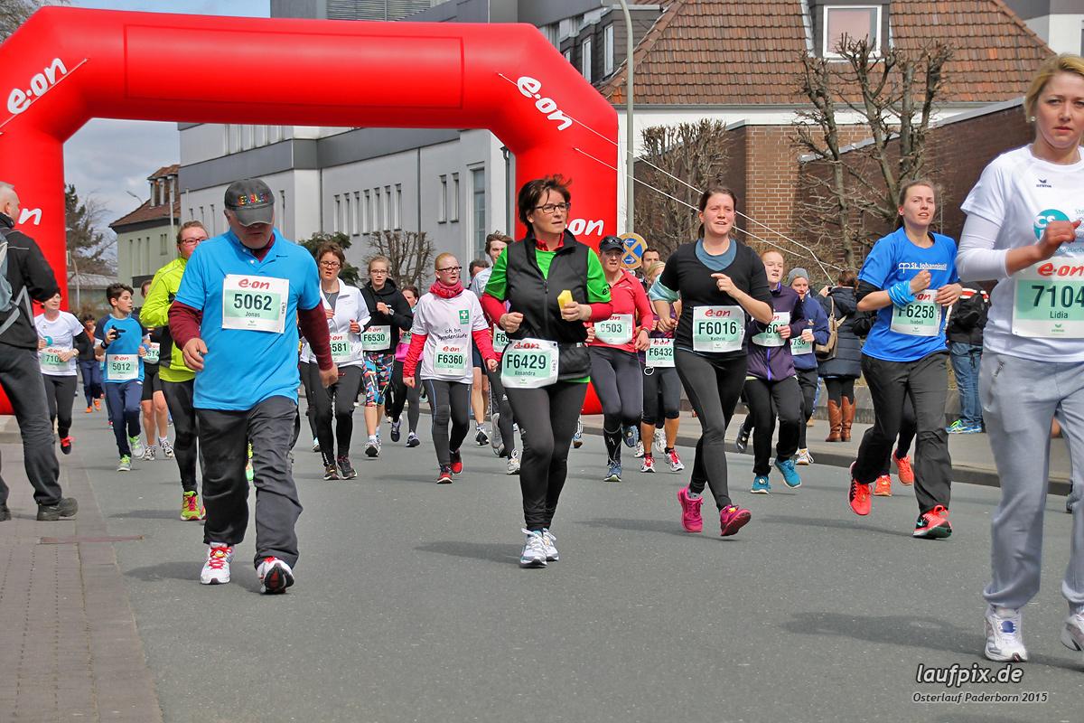 Paderborner Osterlauf - 5km  2015 - 619
