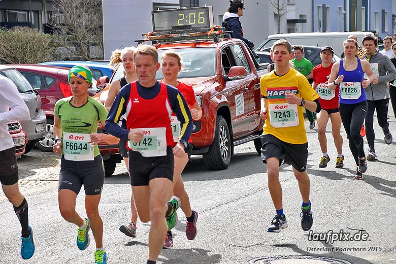 Paderborner Osterlauf - 5km  2015 - 1