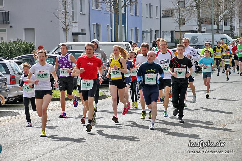 Paderborner Osterlauf - 5km  2015 - 3