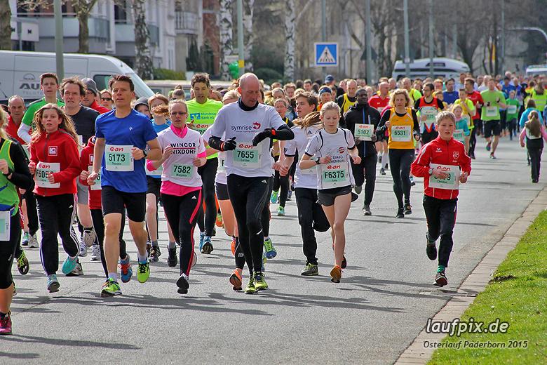 Paderborner Osterlauf - 5km  2015 - 9