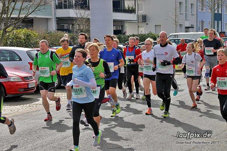 Paderborner Osterlauf - 5km  2015 - 11