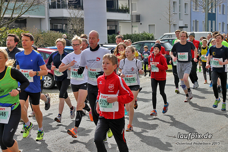 Paderborner Osterlauf - 5km  2015 - 12