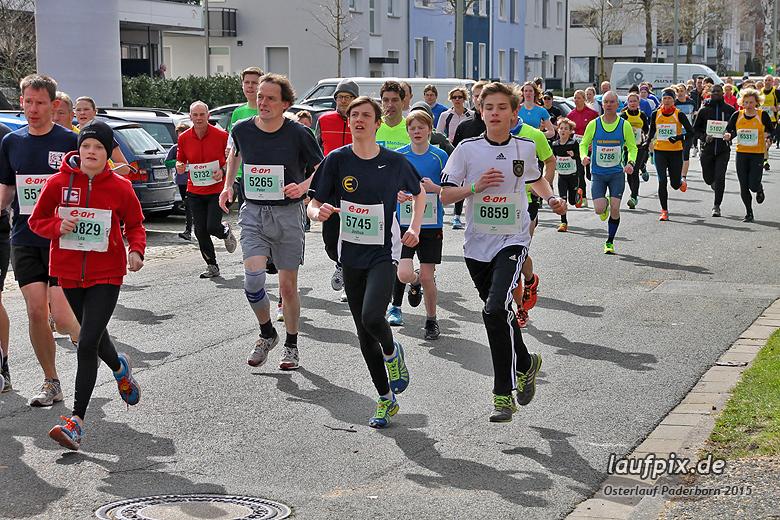 Paderborner Osterlauf - 5km  2015 - 13