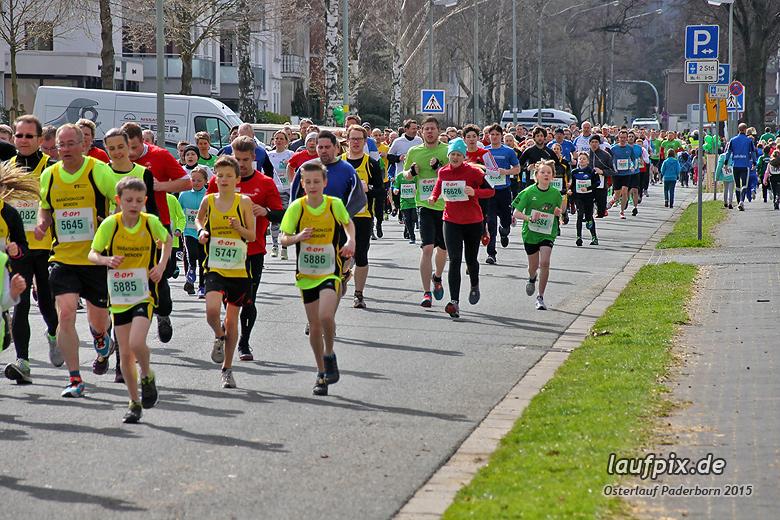 Paderborner Osterlauf - 5km  2015 - 19