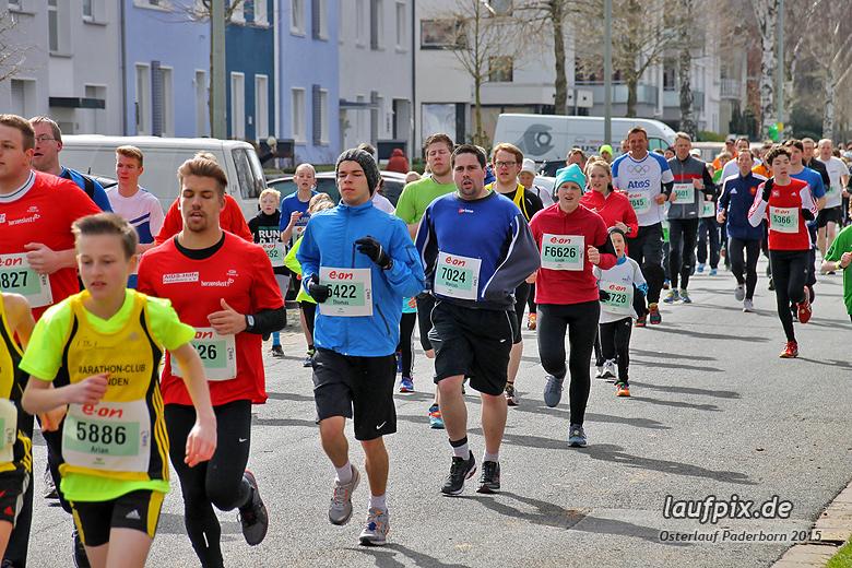 Paderborner Osterlauf - 5km  2015 - 21