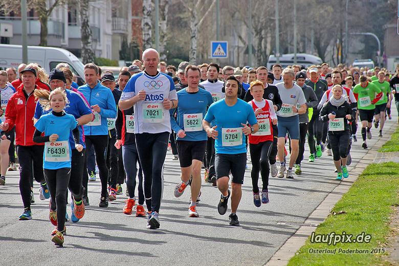 Paderborner Osterlauf - 5km  2015 - 26