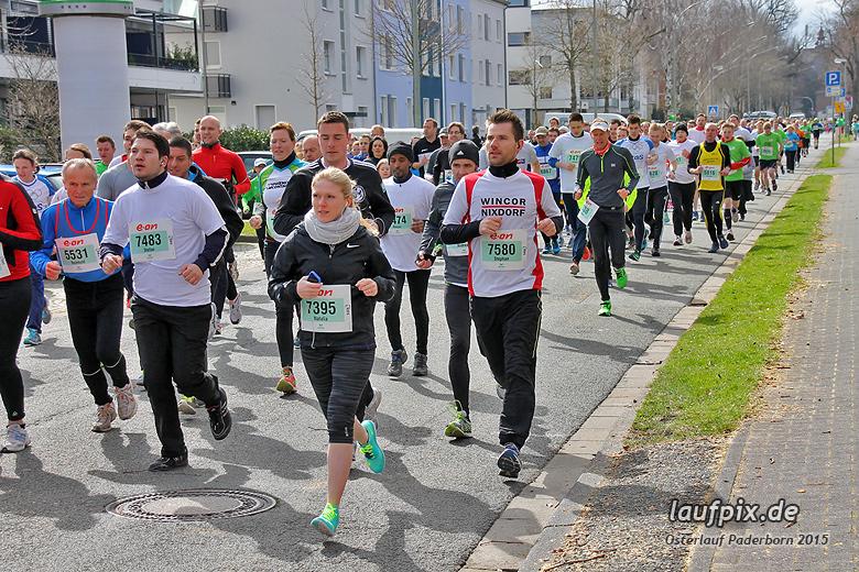 Paderborner Osterlauf - 5km  2015 - 29