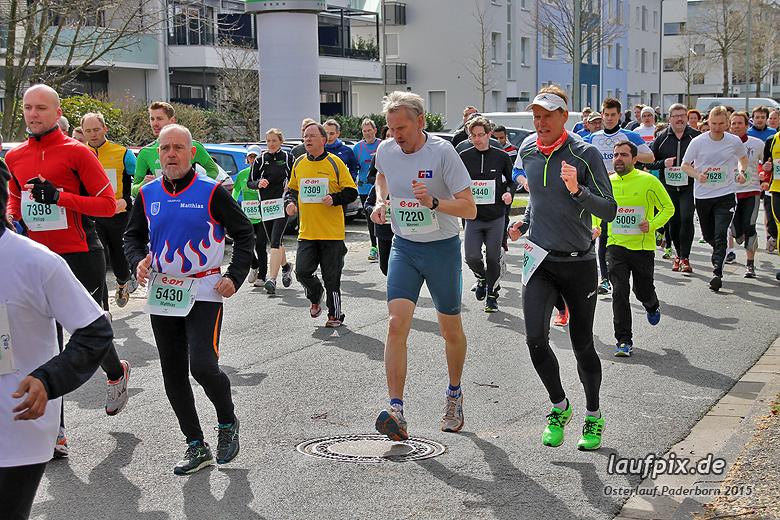 Paderborner Osterlauf - 5km  2015 - 31