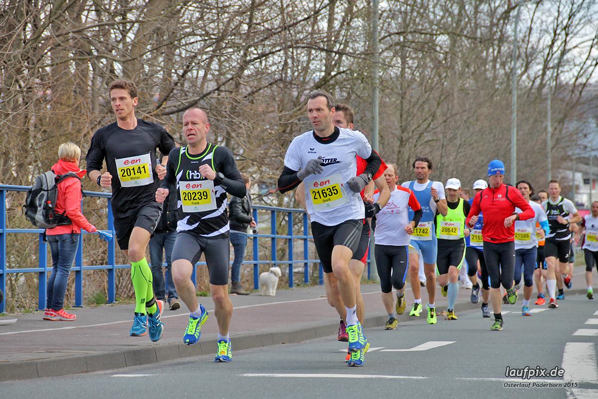 Paderborner Osterlauf - 21km  2015 Foto (16)