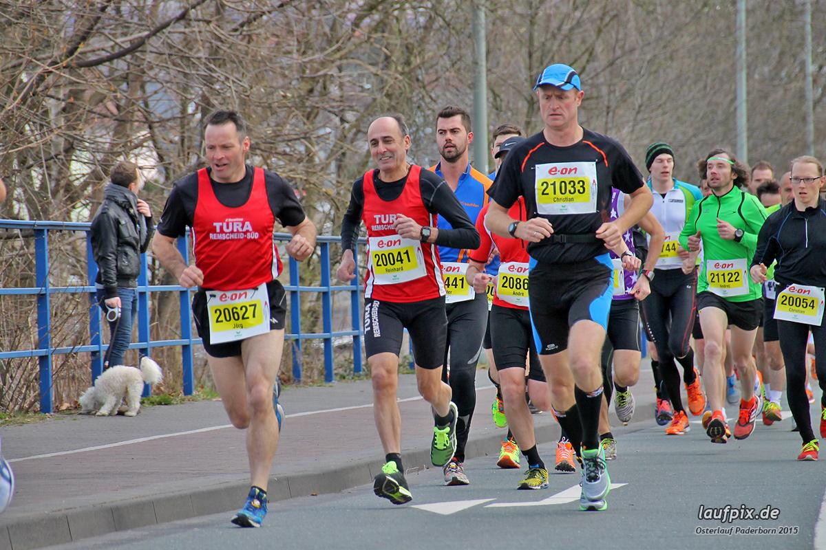 Paderborner Osterlauf - 21km  2015 - 34
