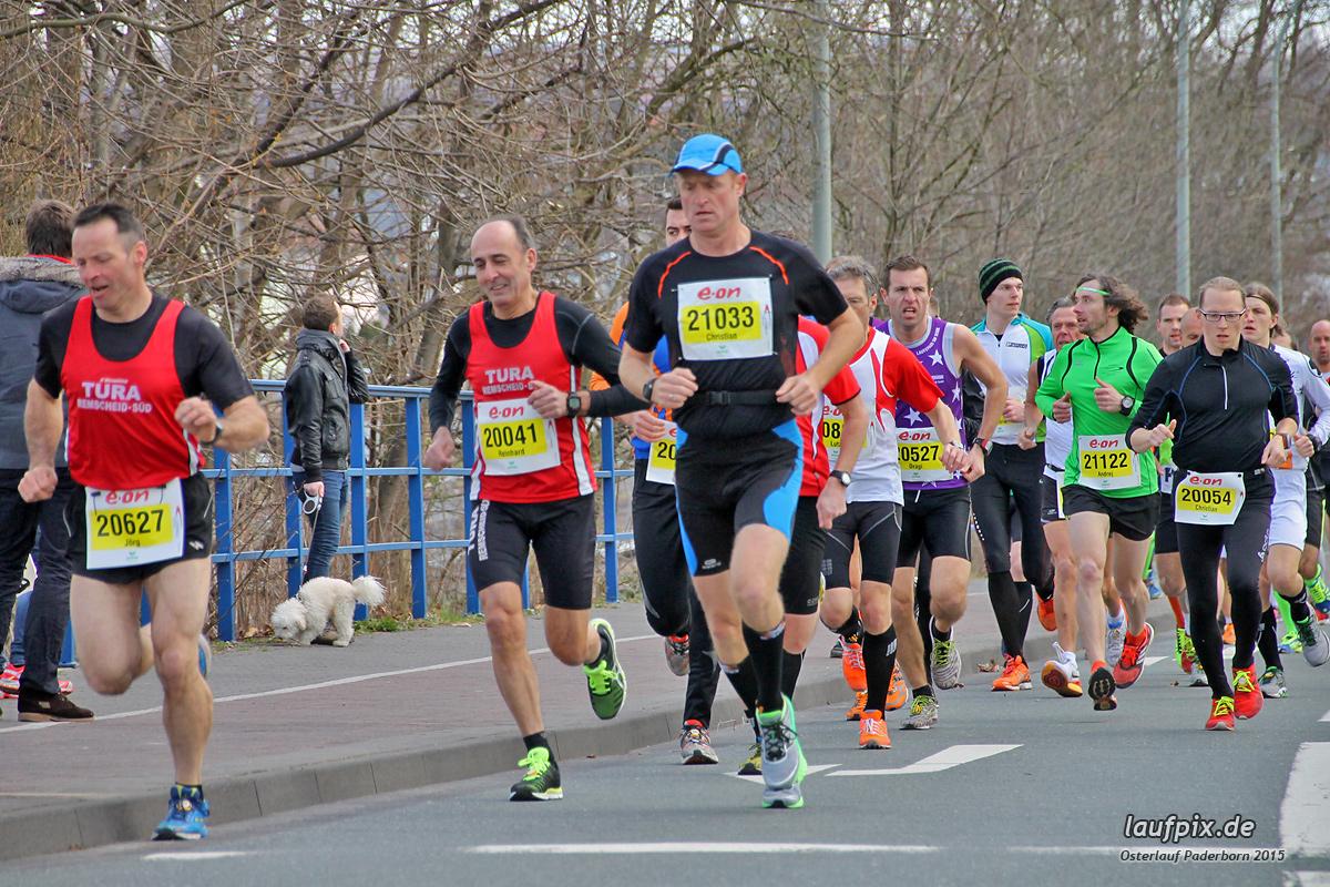 Paderborner Osterlauf - 21km  2015 Foto (35)