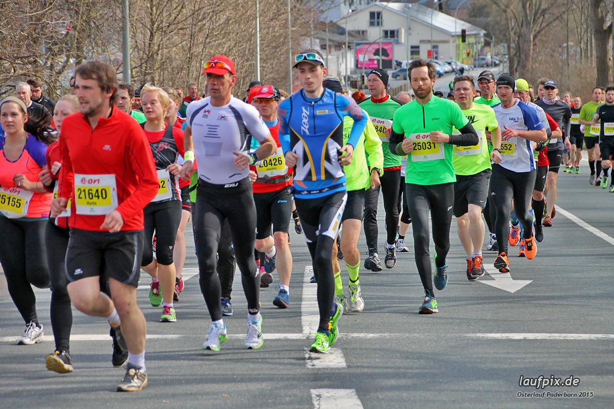 Paderborner Osterlauf - 21km  2015 - 180