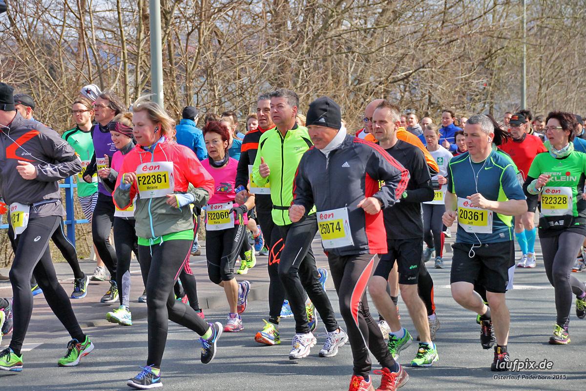 Paderborner Osterlauf - 21km  2015 - 197