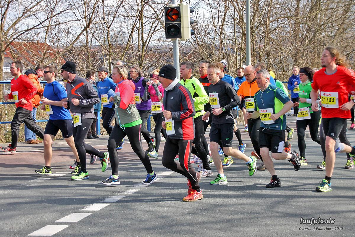 Paderborner Osterlauf - 21km  2015 - 198