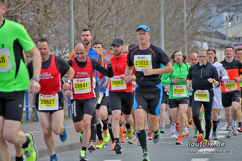 Paderborner Osterlauf - 21km  2015 - 33