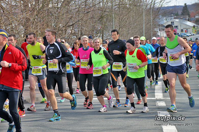 Paderborner Osterlauf - 21km  2015 - 164
